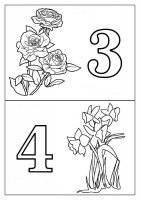 Cifre pentru clasa 1