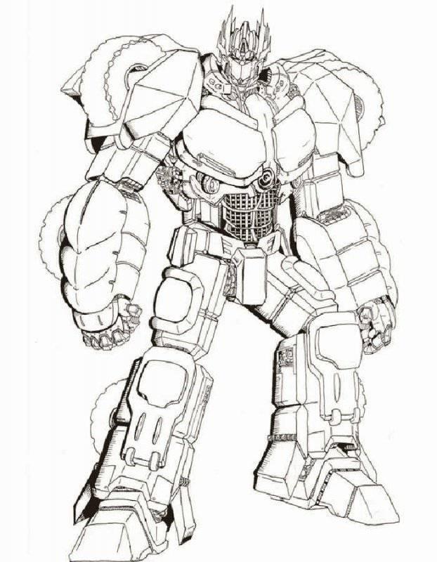 Desene Cu Transformers De Colorat Planșe și Imagini De
