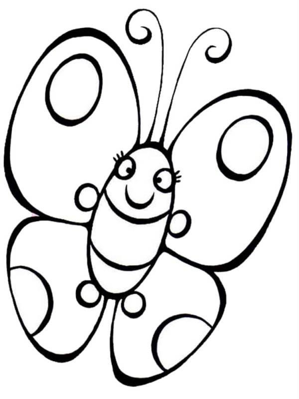 Desene Cu Fluturi De Colorat Planșe și Imagini De Colorat