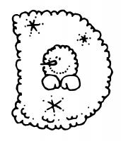 Alfabetul cu omuleț