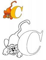 Alfabetul cu animale