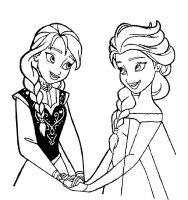 Elsa și Ana