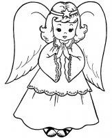 Desene de Craciun de colorat, planșe și imagini de colorat de Craciun