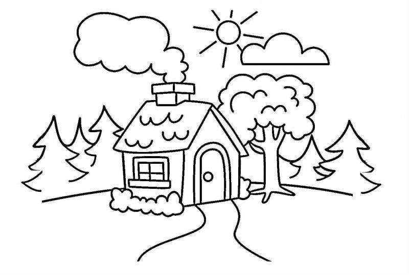 Casa Mare De Colorat Related Keywords Suggestions Casa