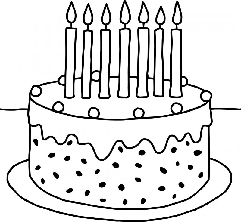 Desene Cu Tort De Colorat Imagini și Planșe De Colorat Cu Tort