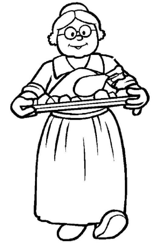 Desene Cu Bunici De Colorat Imagini și Planșe De Colorat Cu