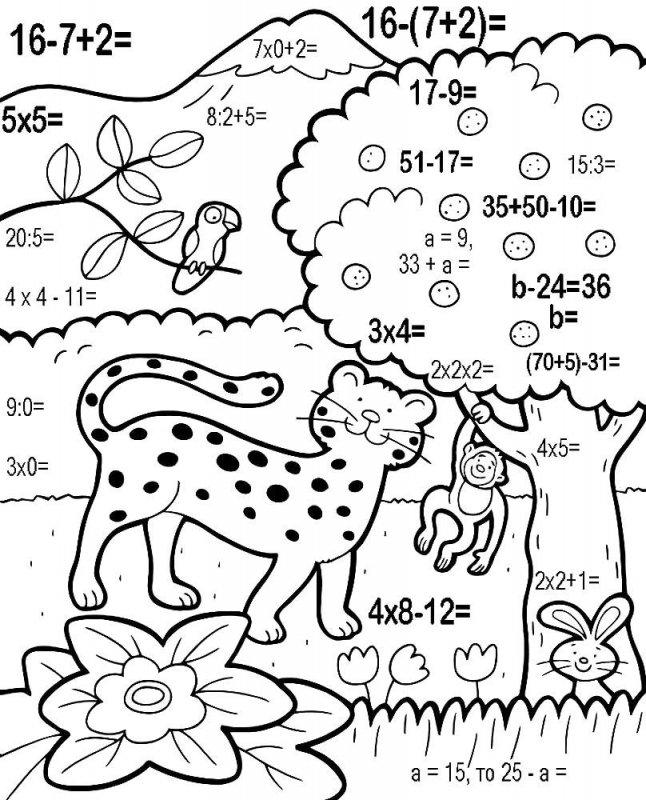 Desene Pentru Clasa A 2 De Colorat Planșe și Imagini De