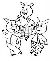 Cei trei purceluși