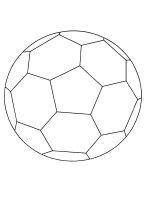 Desene cu Mingi de colorat, imagini și planșe de colorat cu minge