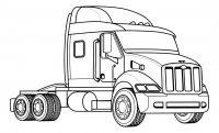 Desene cu Masini Mari de colorat, imagini și planșe de colorat cu masini mari