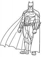 Desene cu Supereroi de colorat, imagini și planșe de colorat cu Supereroi