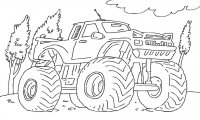 Masini Monster Truck