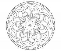 Farfurii decorative ornamentate