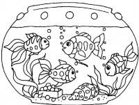 Pesti in acvariu
