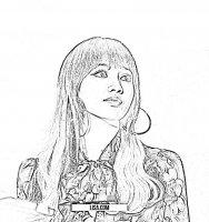 Lisa din Blackpink